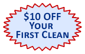 $10 OFF your first Maid to Perfection clean