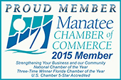Maid to Perfection of Sarasota-Manatee is a proud Member of the Manatee Chamber of Commerce